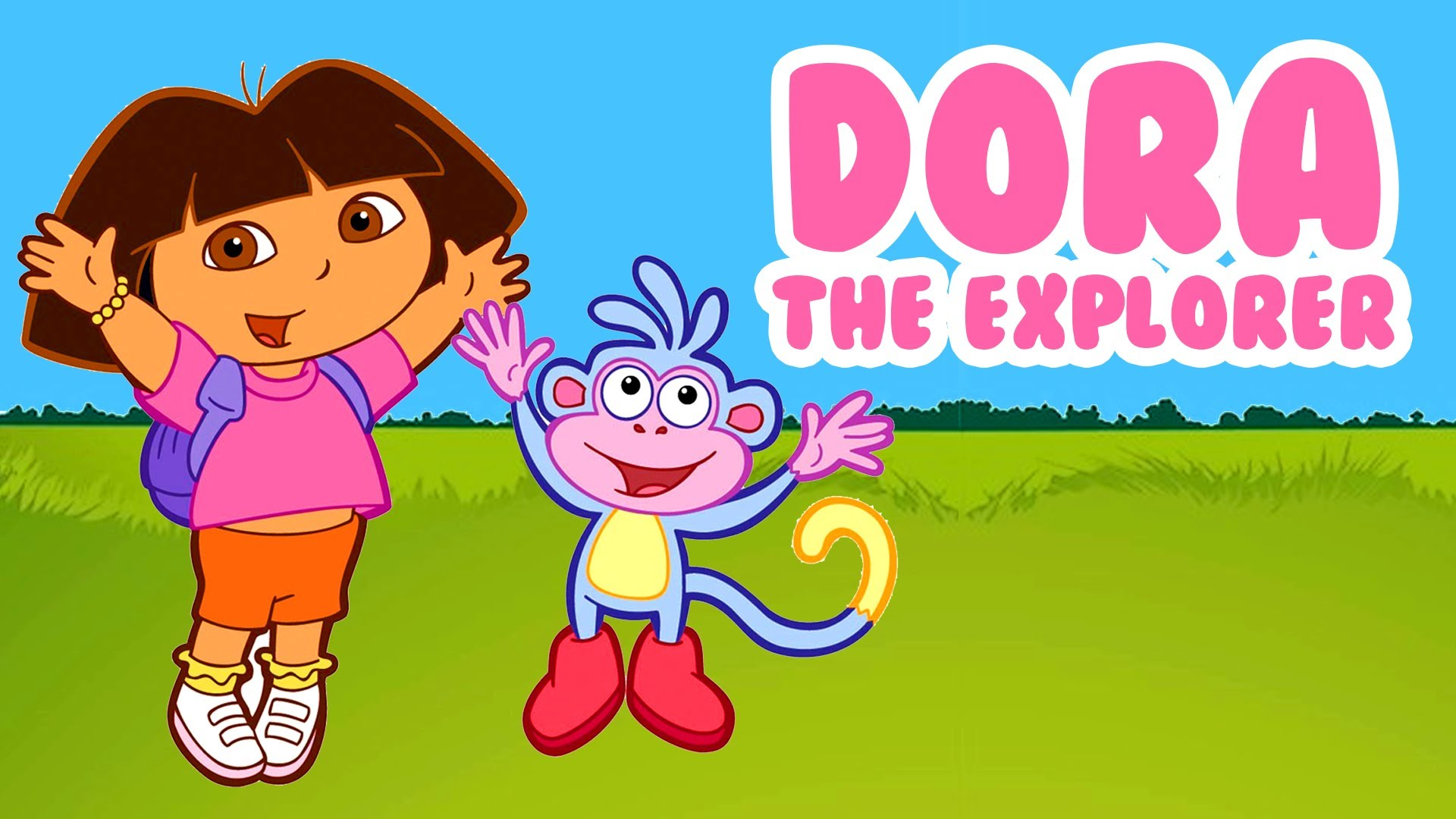 Dora Wallpapers HD 1920x1080