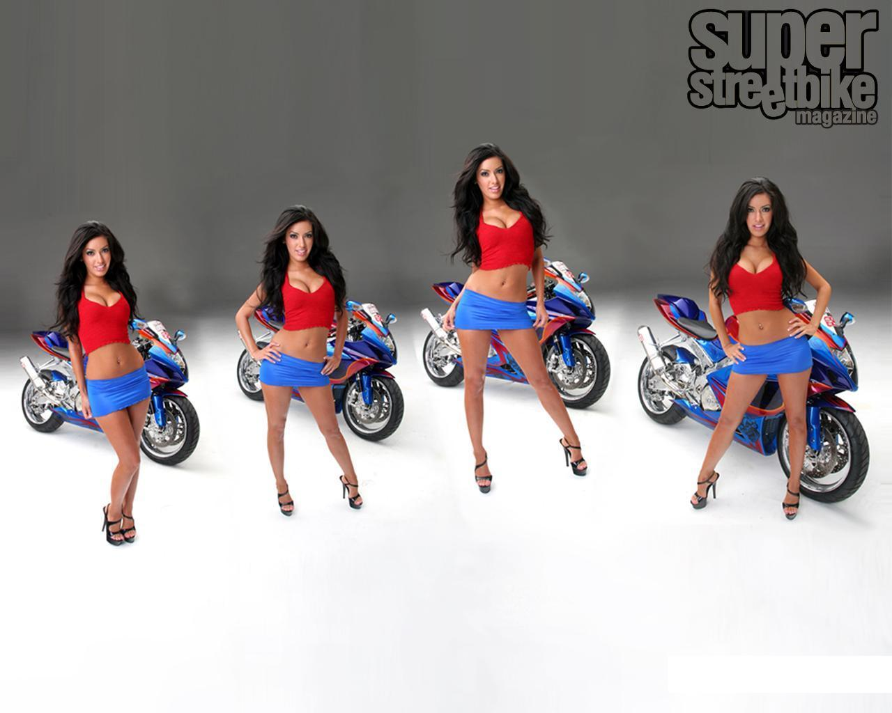 motorcycle girls wallpapers wallpapersafari