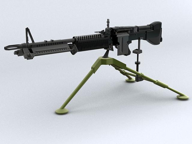 M60 Machine Gun Wallpaper Machine gun m60 by maexam 640x480