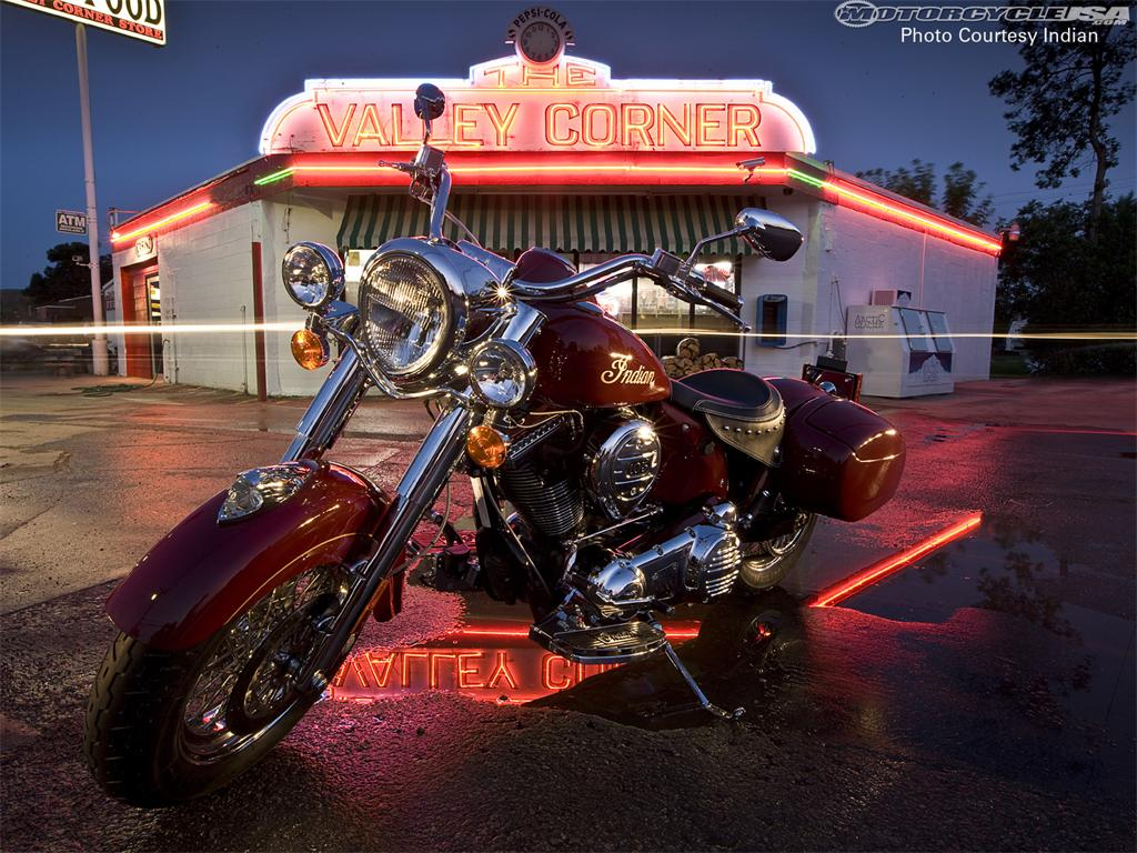 Wallpaper and Calendar Gallery 2009 Indian Motorcycles   Motorcycle 1024x768