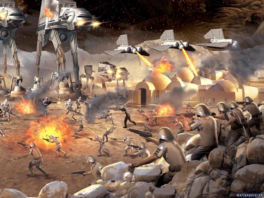 Star Wars Empire Wallpaper Wallpapersafari