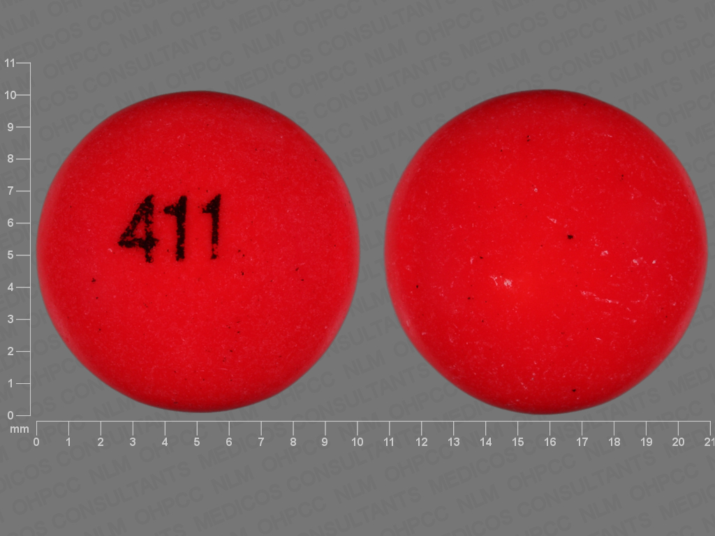 411 Pill Images Red Round 1024x768