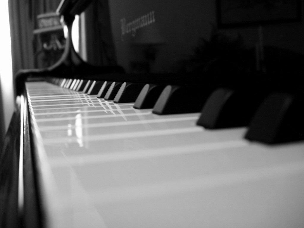 Grand Piano Wallpaper - WallpaperSafari