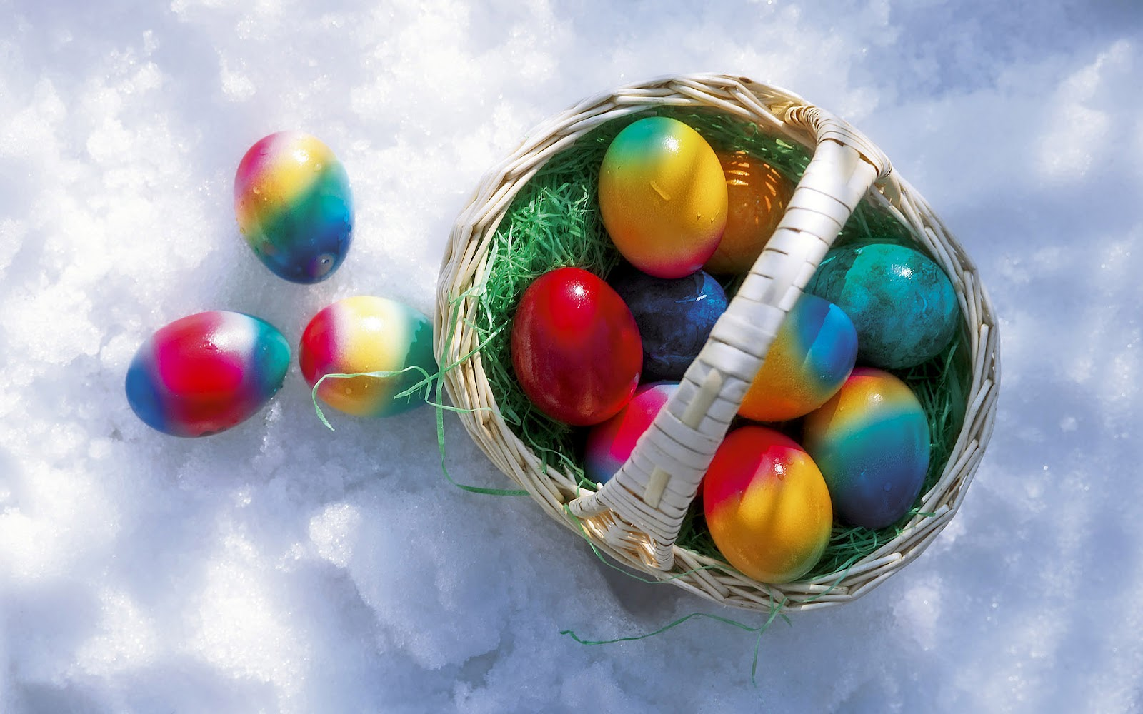 HDMOU TOP 22 MOST COLORFULL EASTER WALLPAPERS IN HD 1600x1000