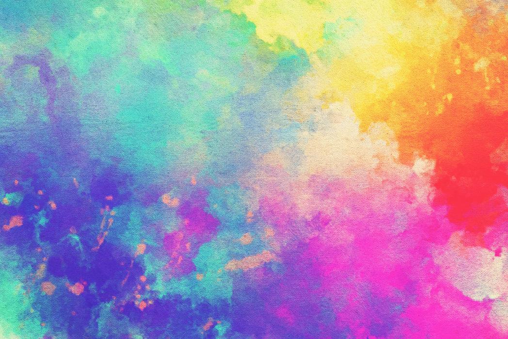 Watercolor Textured Background wall murals online Photowall 1048x699