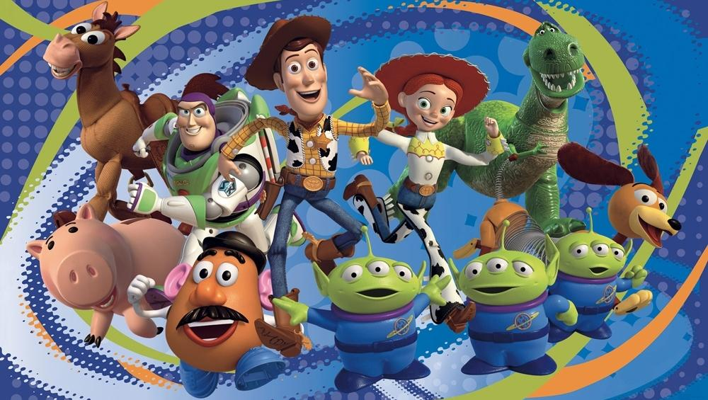 Free Download New Xl Toy Story Wallpaper Mural Buzz