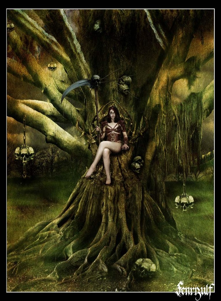 Pagan Goddess Wallpaper Wallpapersafari