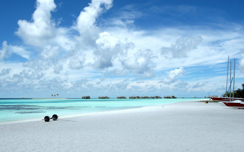Maldives Island Wallpaper Beach For Desktop #5 #1923 Wallpaper ...