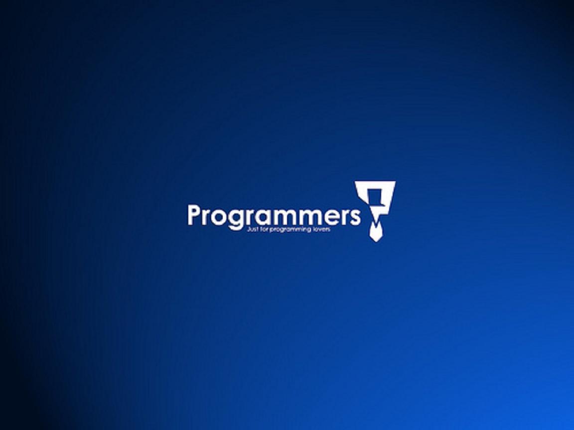 Programming Wallpaper Prog programmi 1152x864