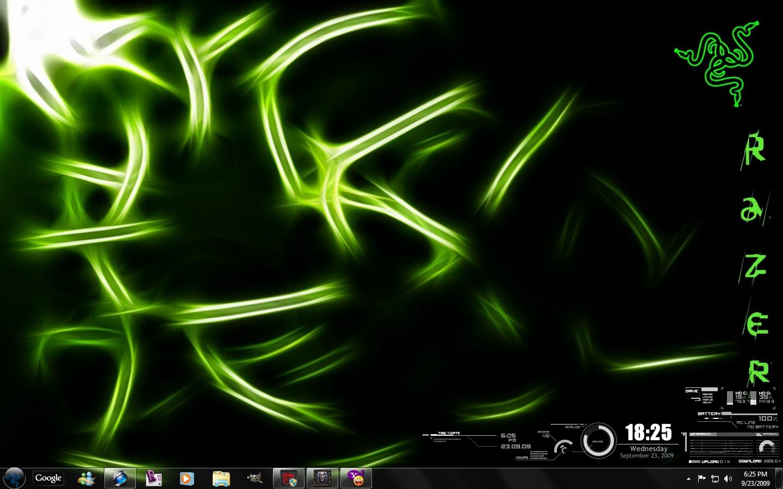 Razer Wallpaper Windows 10 Wallpapersafari