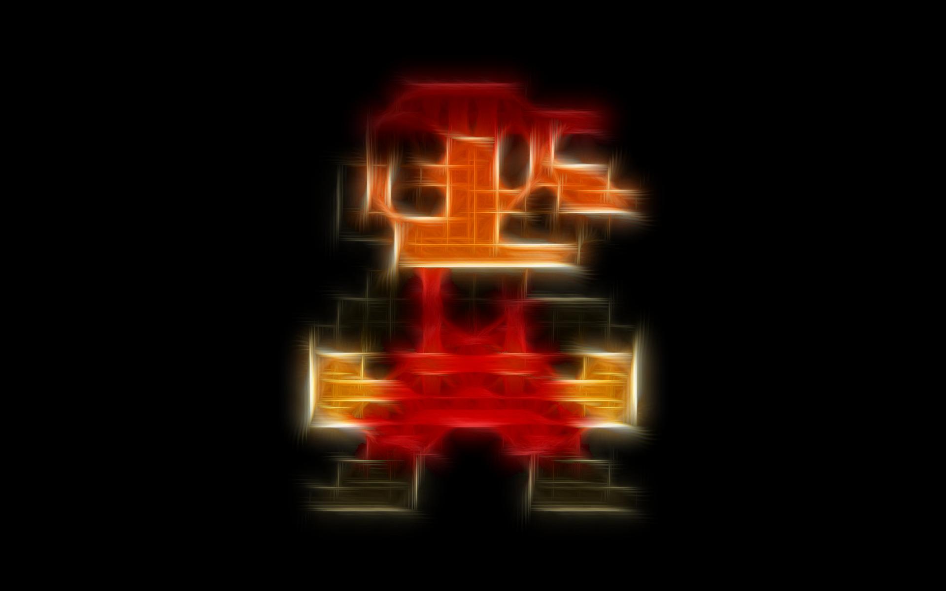TechCredo retro 8 bit pixelart wallpapers 101 1920x1200