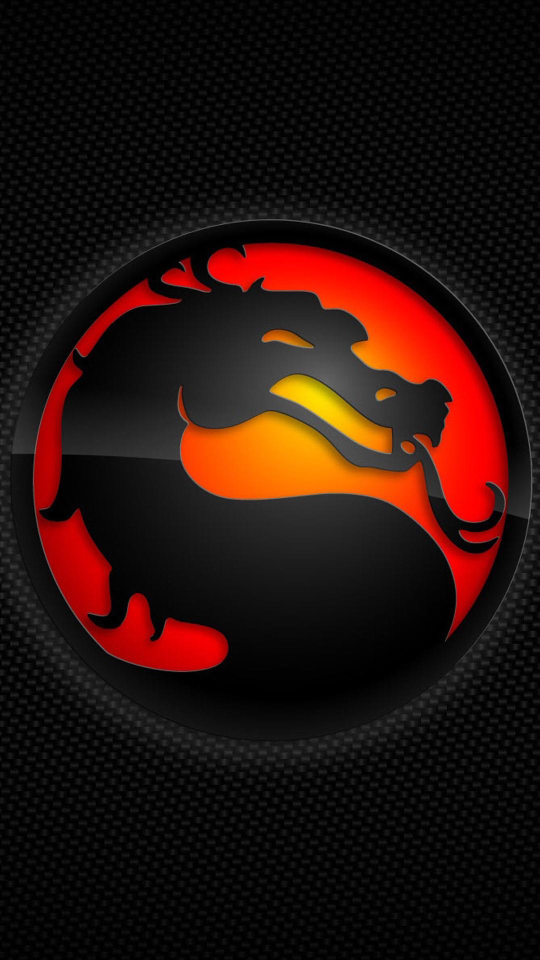 Mortal Kombat Logo Galaxy S5 Wallpapers Samsung Galaxy S5 Wallpapers 1080x1920