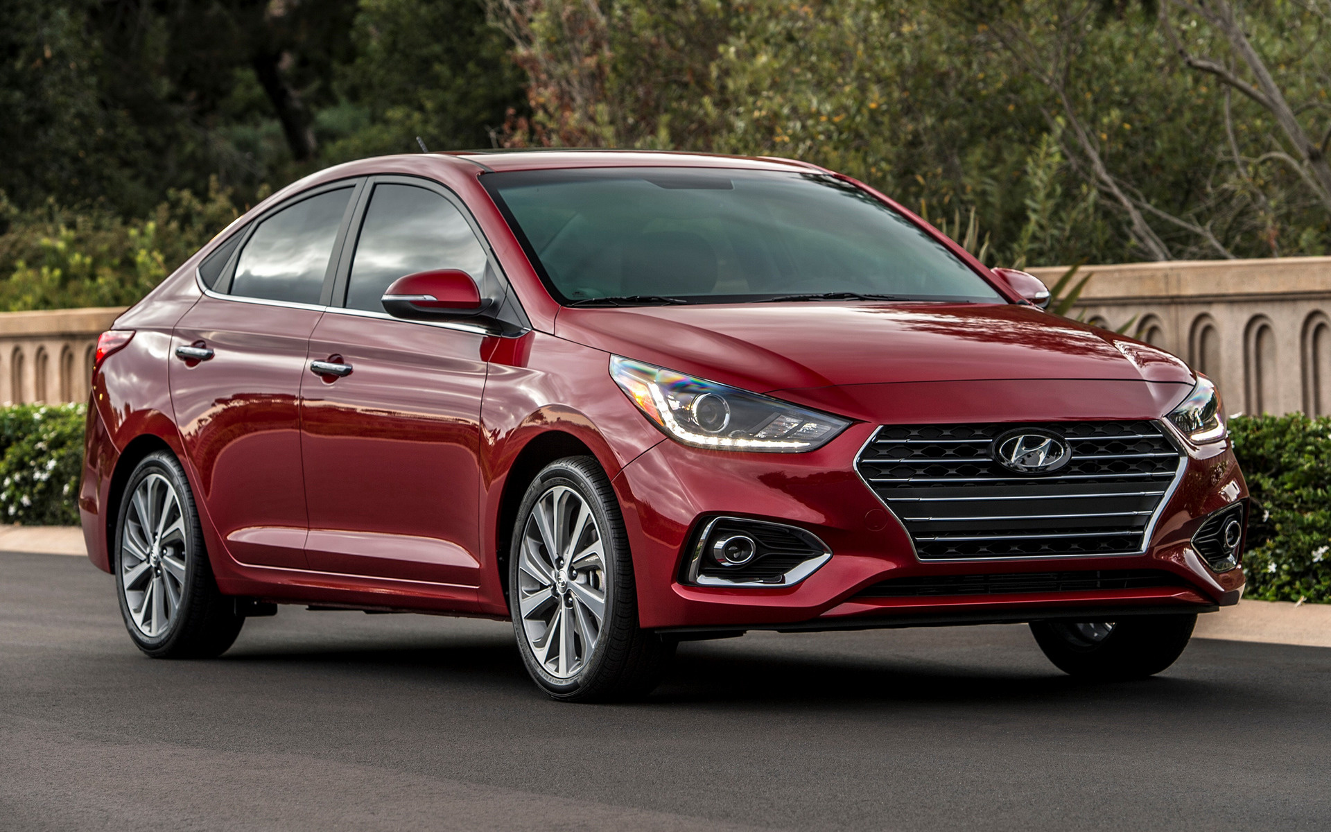 2018 Hyundai Accent US   Wallpapers and HD Images Car Pixel 1920x1200