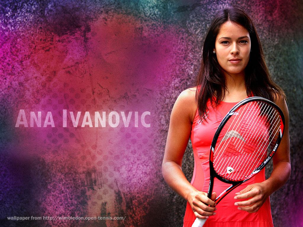 Ana Ivanovic Wallpaper 1024x768