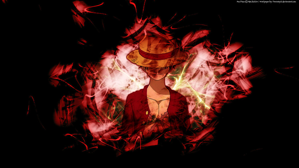 One Piece Luffy Wallpaper by Travesty12 1024x576