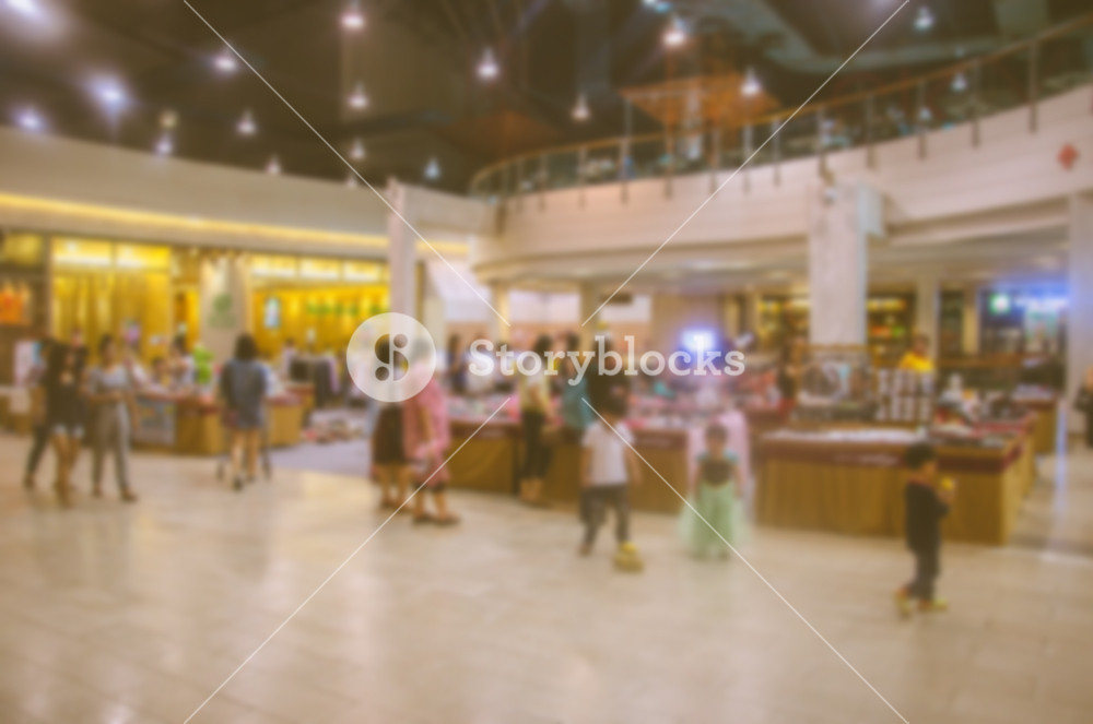 Abstract background of shopping mall Royalty  Stock Image 1000x663