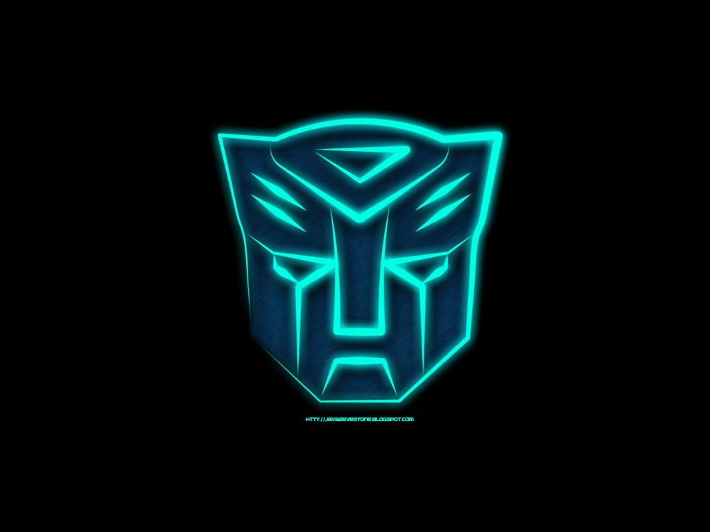 free download transformers logo 21024 desktop wallpaper hd 1024x768