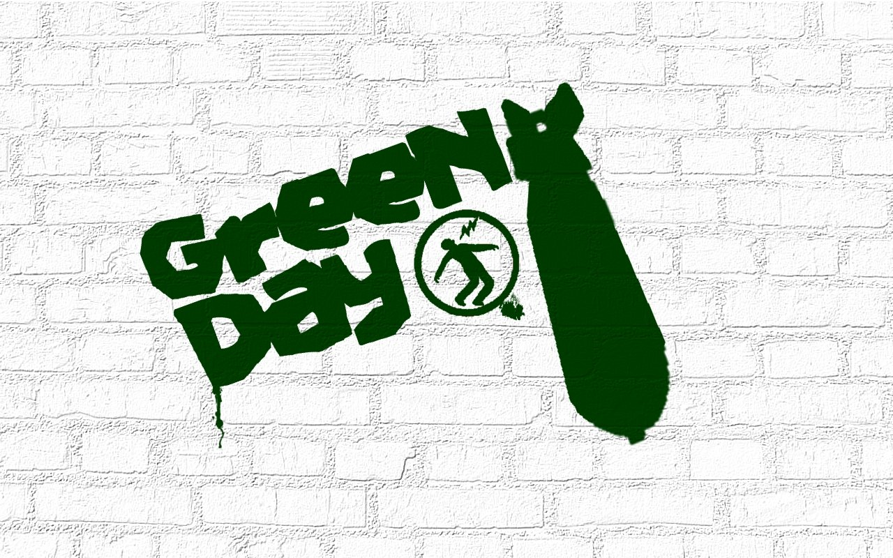 Green Day IPhone Wallpaper HD
