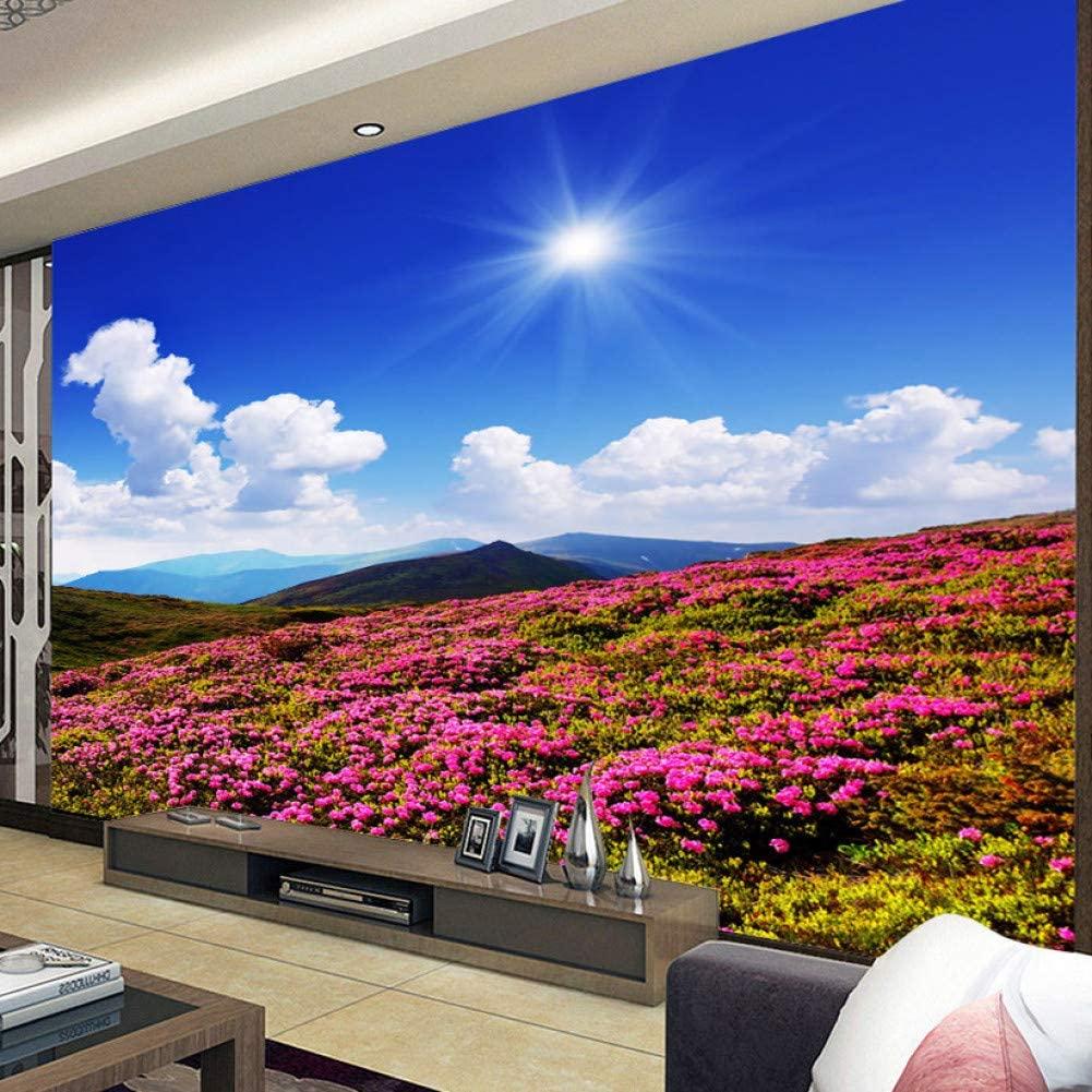Mural Custom 3D Photo Wallpaper Scenery for Walls Flowers 1001x1001