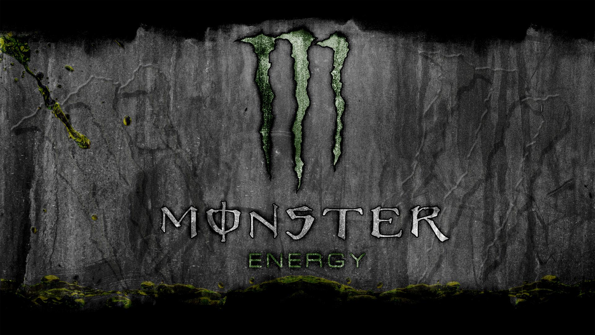 Monster Wallpaper monster energy drink 32138190 1920 1080jpg 1920x1080