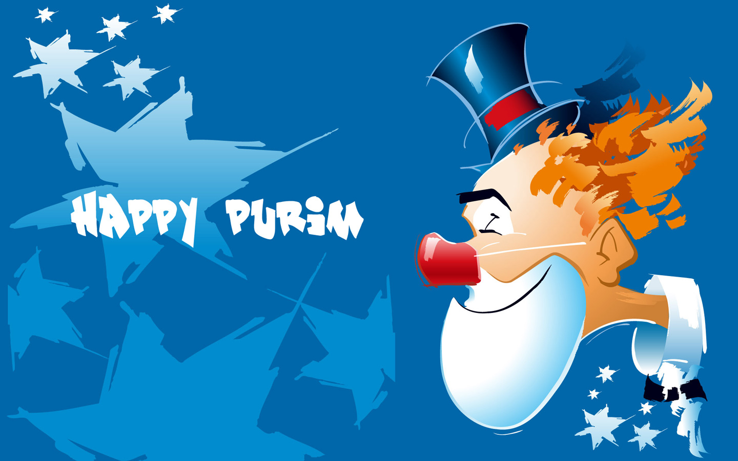 Jewish Holiday Purim computer desktop wallpapers pictures 1440x900