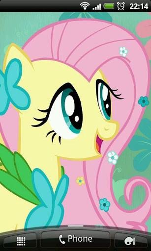 my little pony live wallpaper wallpapersafari