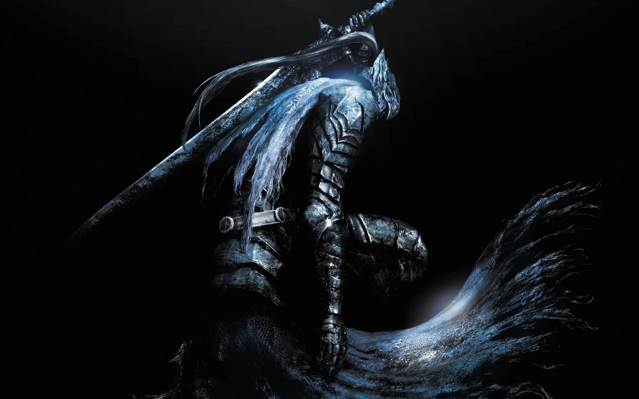 Knight Artorias   Dark Souls wallpaper 14782 1280x800