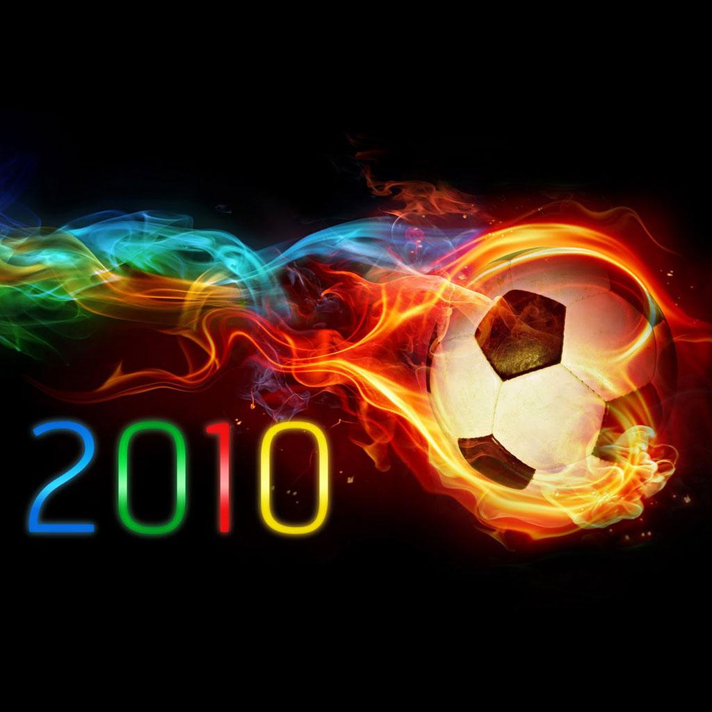 Football 2010 wallpaper 1024x1024