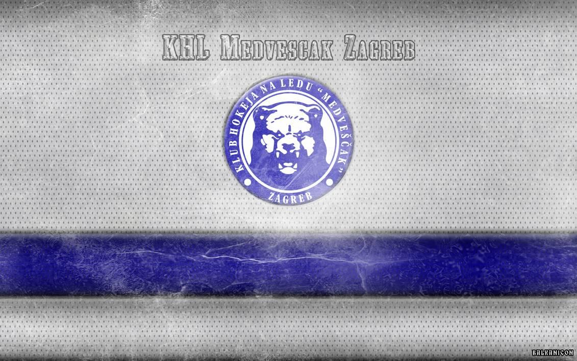KHL Medvescak Zagreb wallpaper by Balkanicon 1131x707