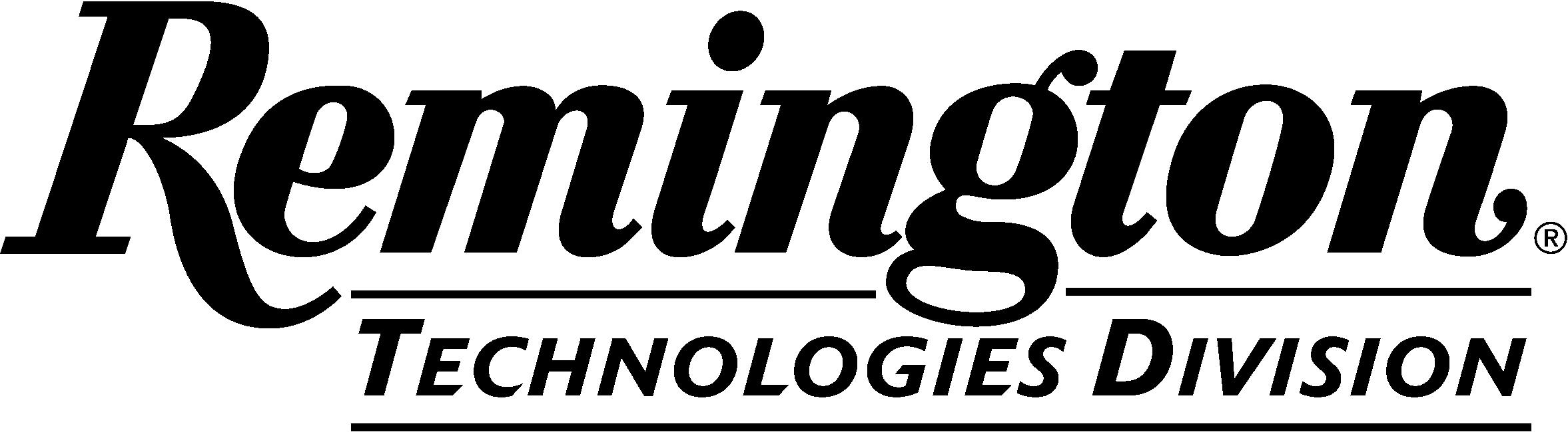 Remington Logo 2354x650