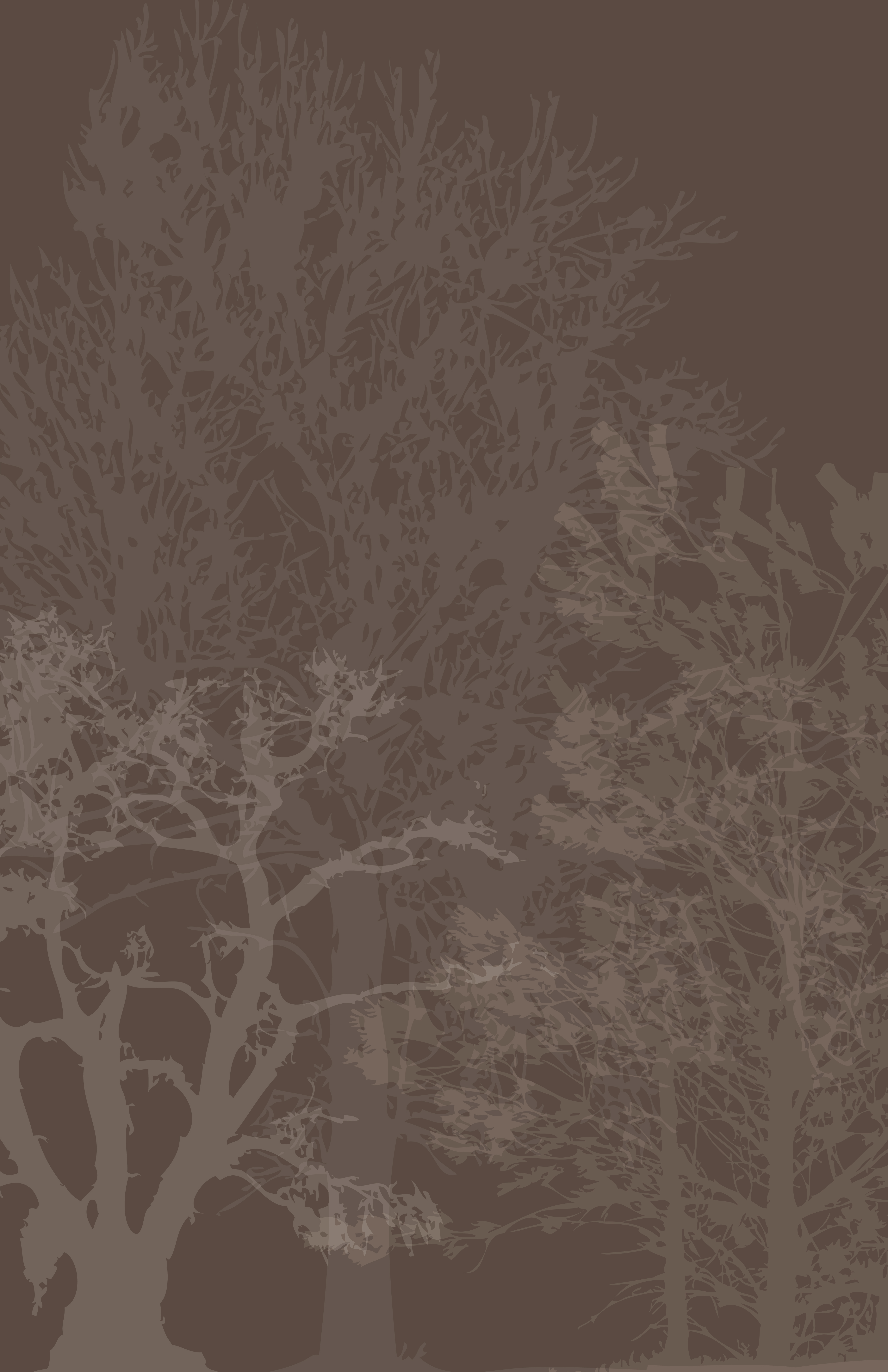 flyer backgrounds brown trees 4583x7083