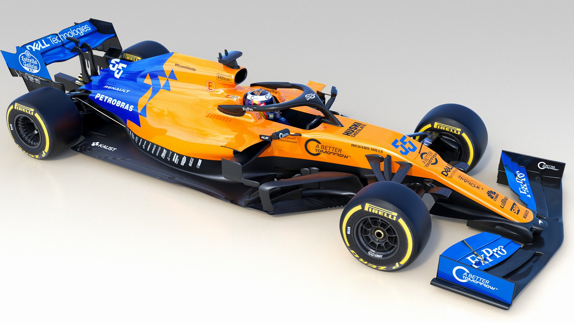 2019 McLaren MCL34   Wallpapers and HD Images Car Pixel 1920x1080