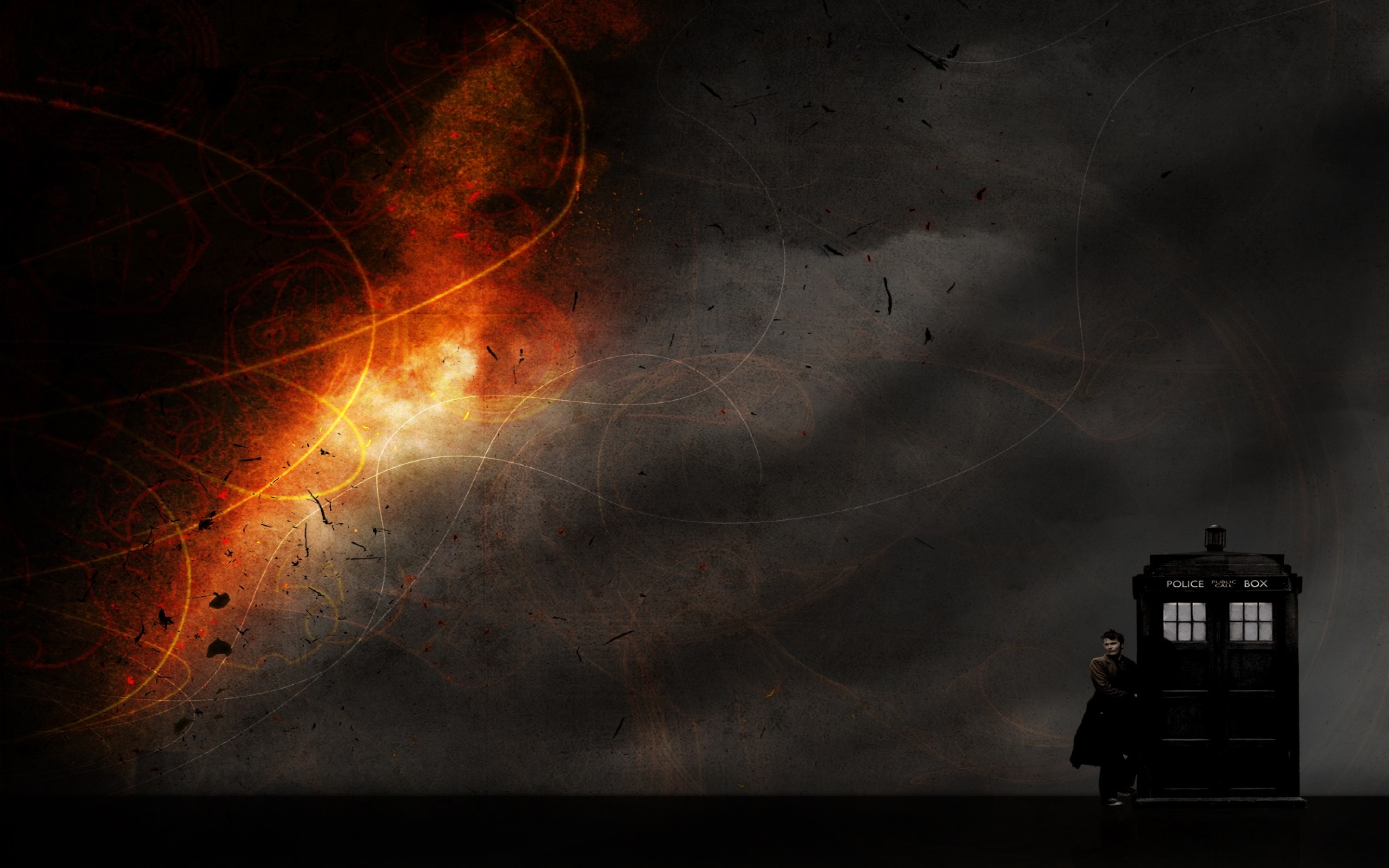 Wallpaper Dr Who 2880x1800