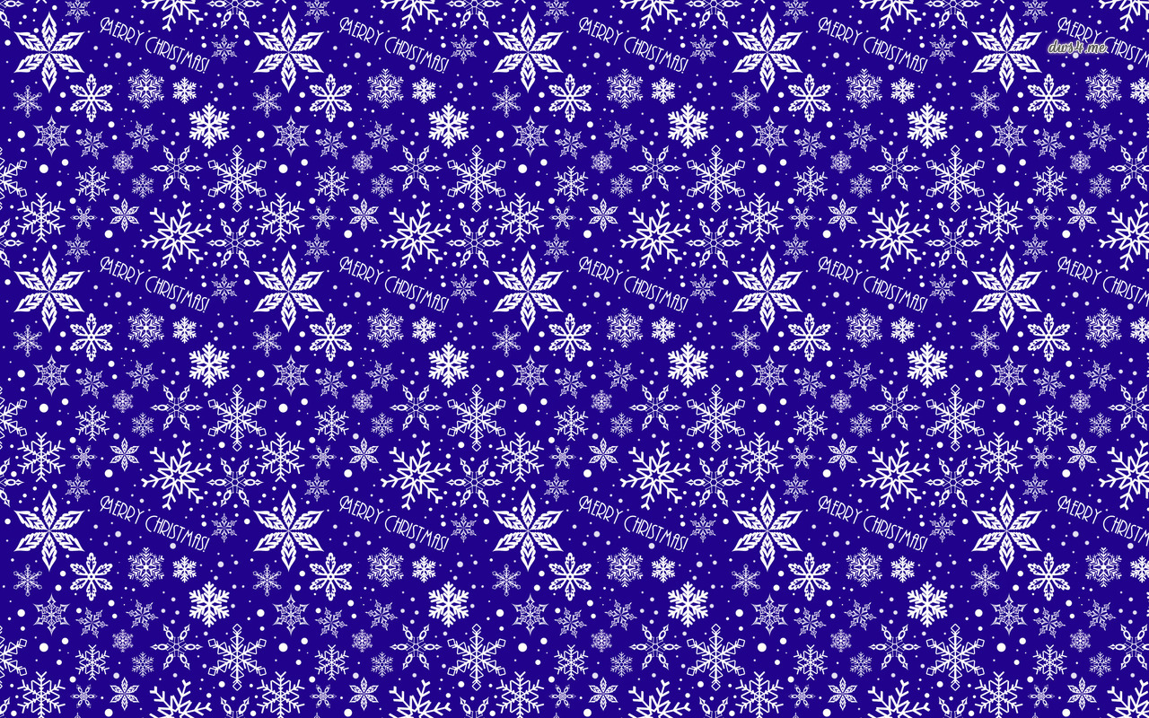 Blue Christmas pattern wallpaper   Holiday wallpapers   21165 1280x800