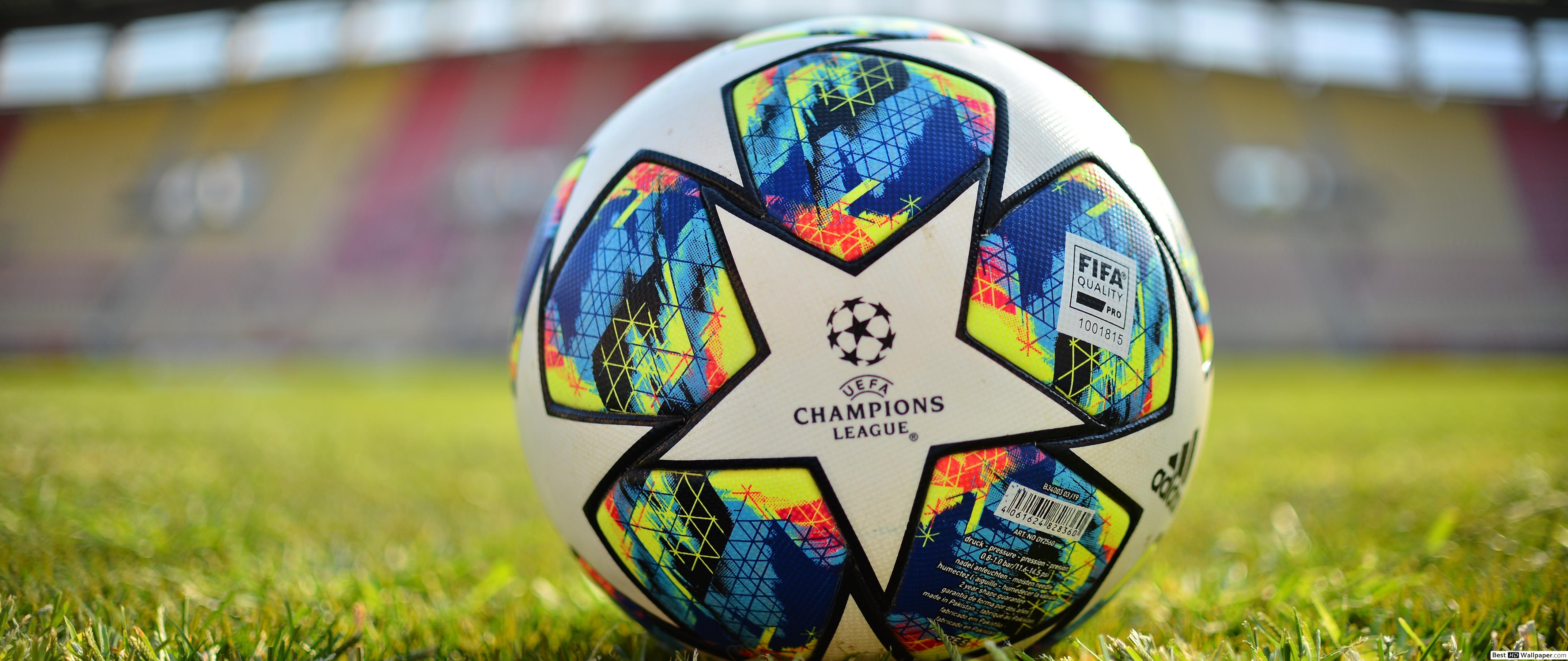 Uefa Champions League 2020 Wallpaper 5120x2160