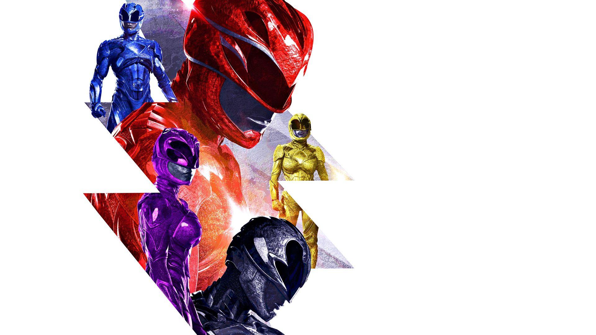 Download Power Rangers 2017 Wallpaper HD Backgrounds Download 1920x1080