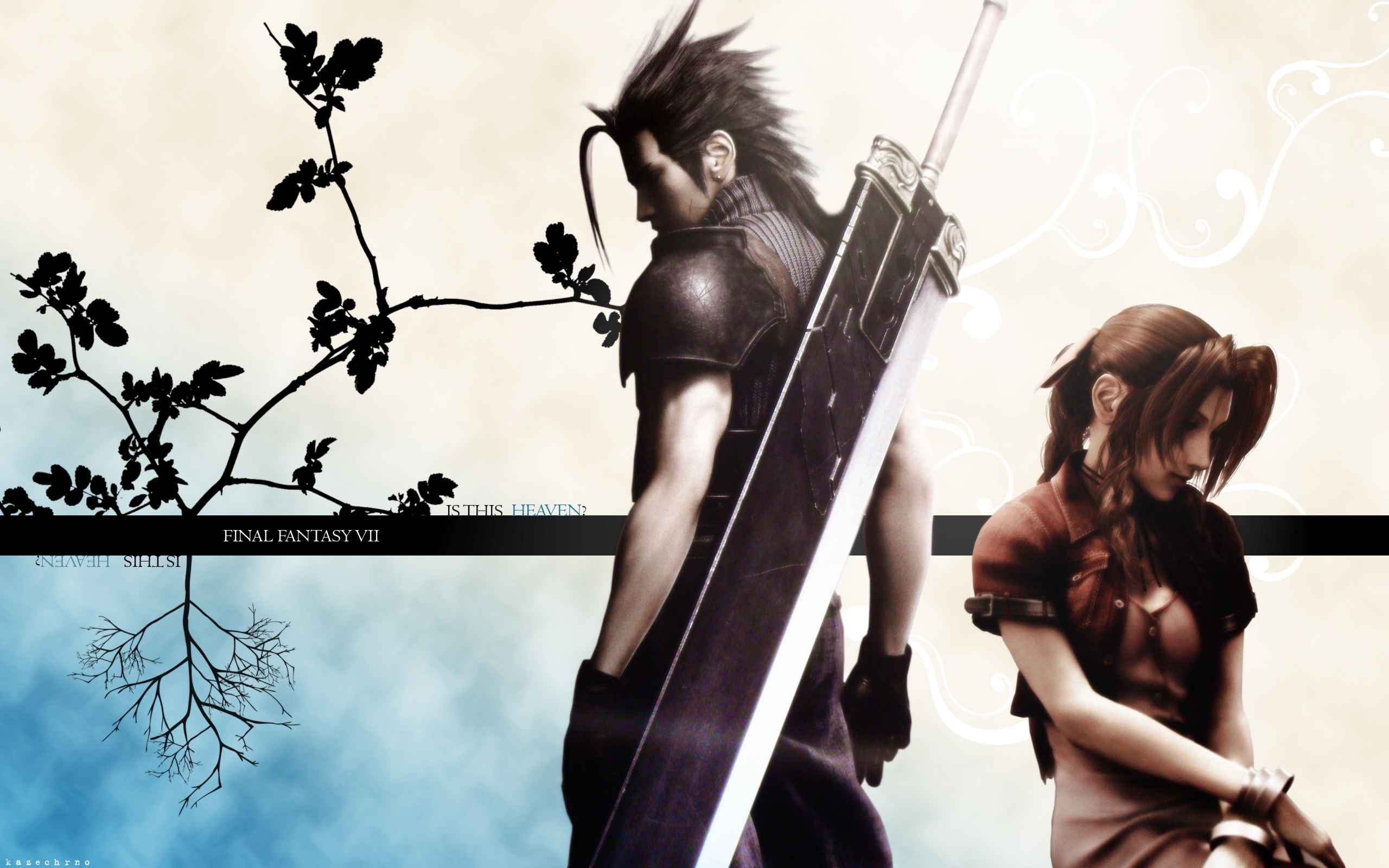 wallpapers of Final Fantasy VII You are downloading Final Fantasy VII 2560x1600