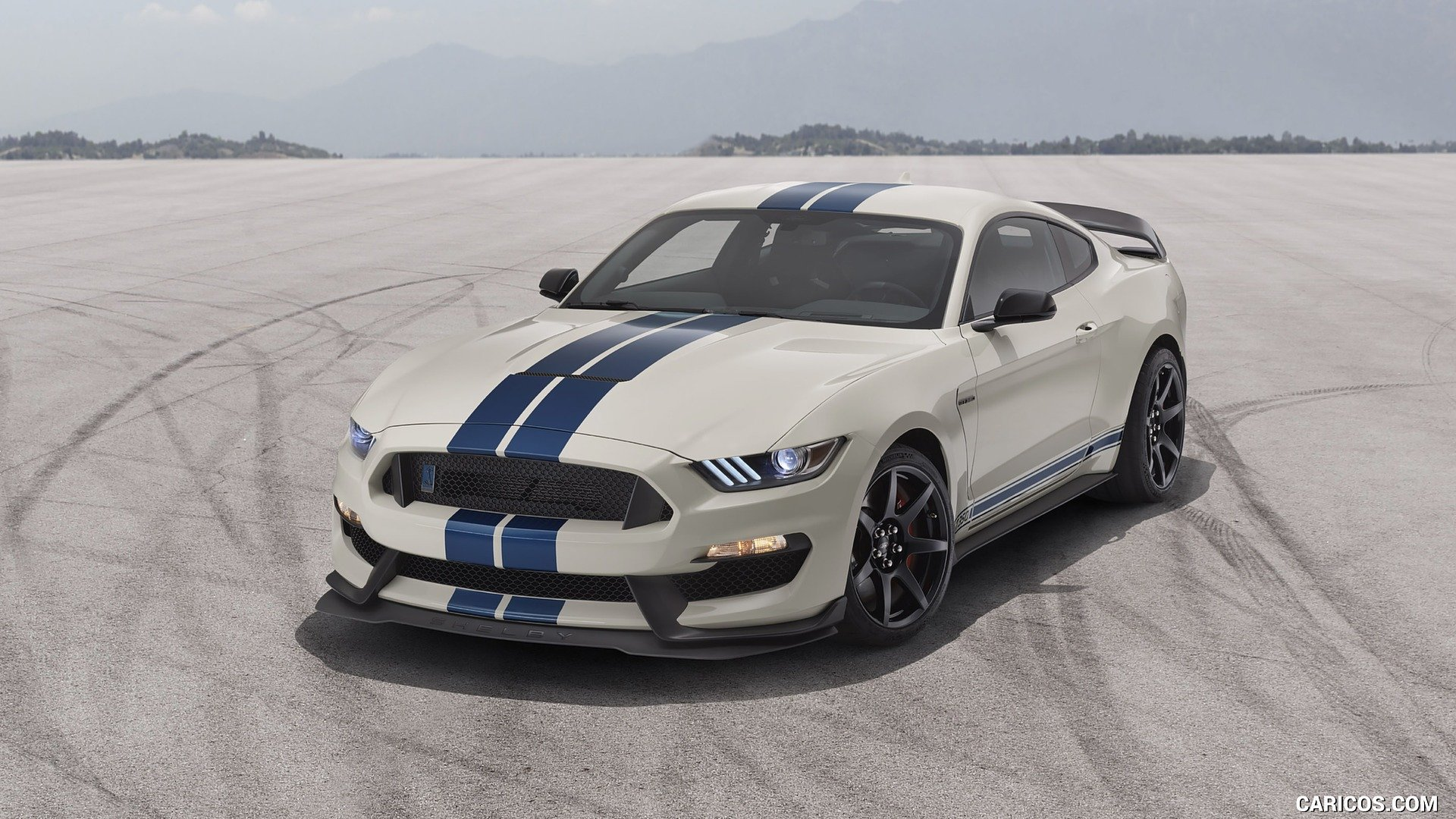 2020 Ford Mustang Shelby GT350 Heritage Edition Package   Front 1920x1080