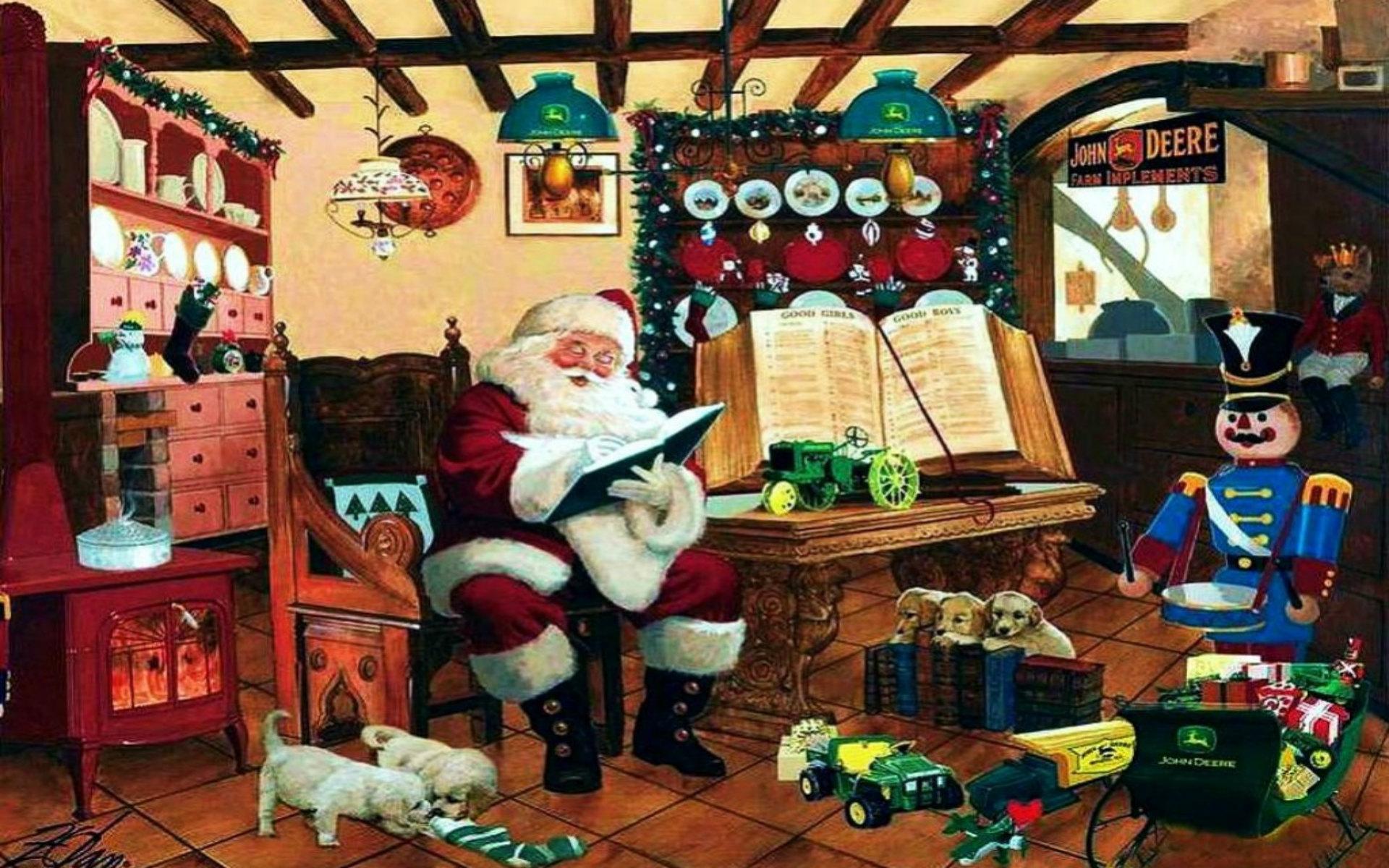 1920x1200px Old Fashioned Christmas Wallpaper - WallpaperSafari