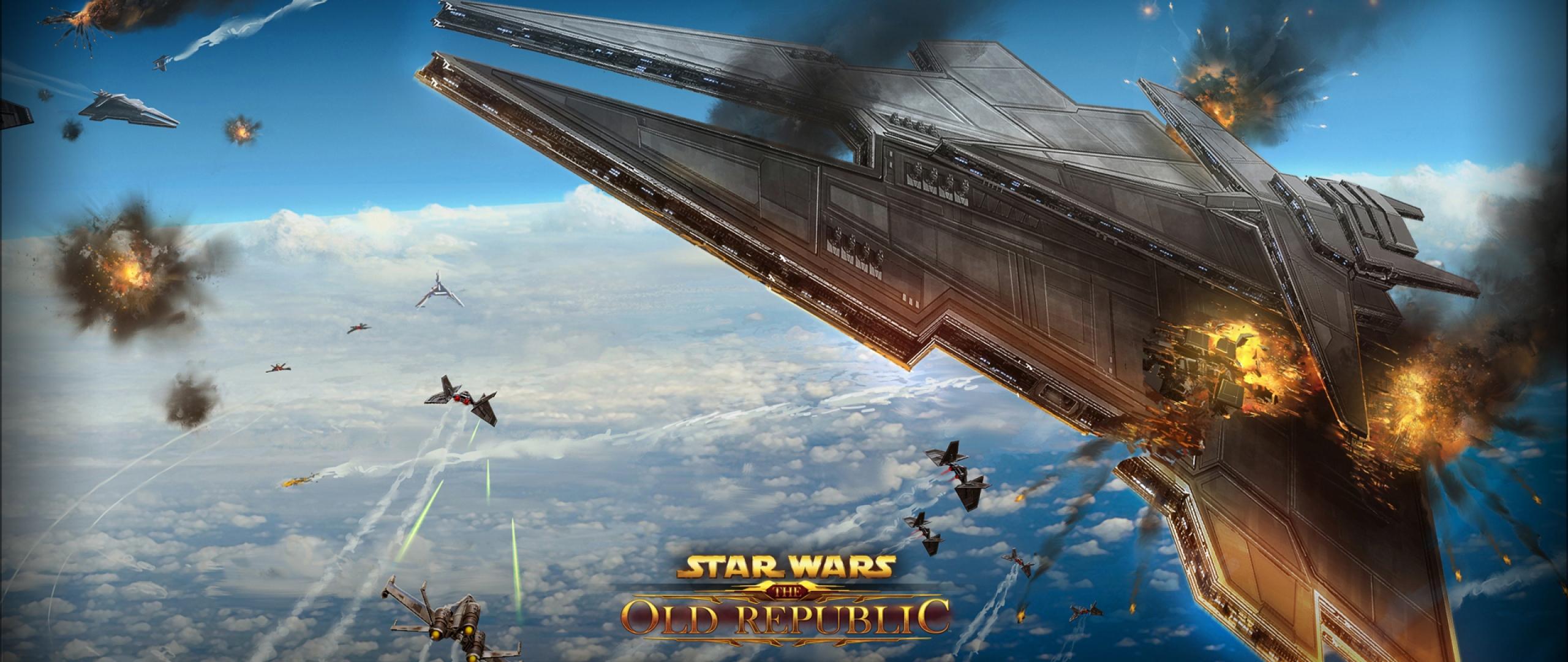 50 Star Wars 2560x1080 Wallpaper On Wallpapersafari
