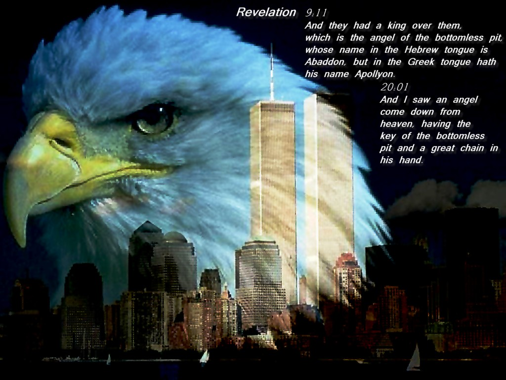 top wallpaper background wallpaper The Revelaton of Sept 11 2001 1024x768