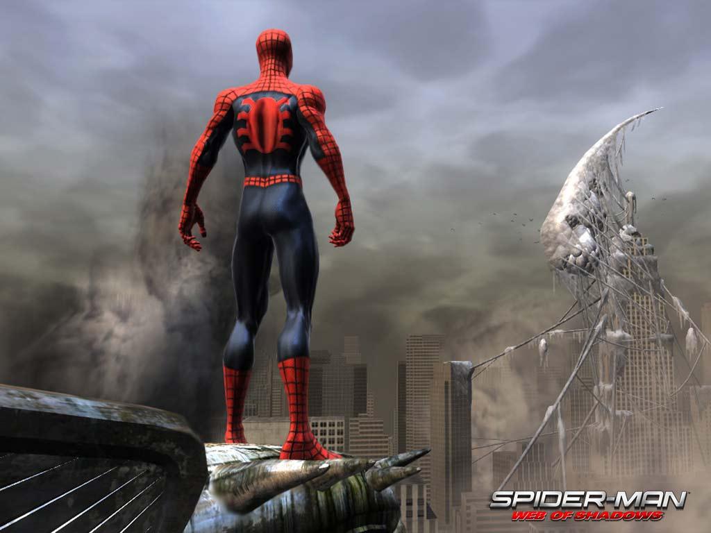 Free Download Wallpaper Spider Man 3 Hd Spiderman 3