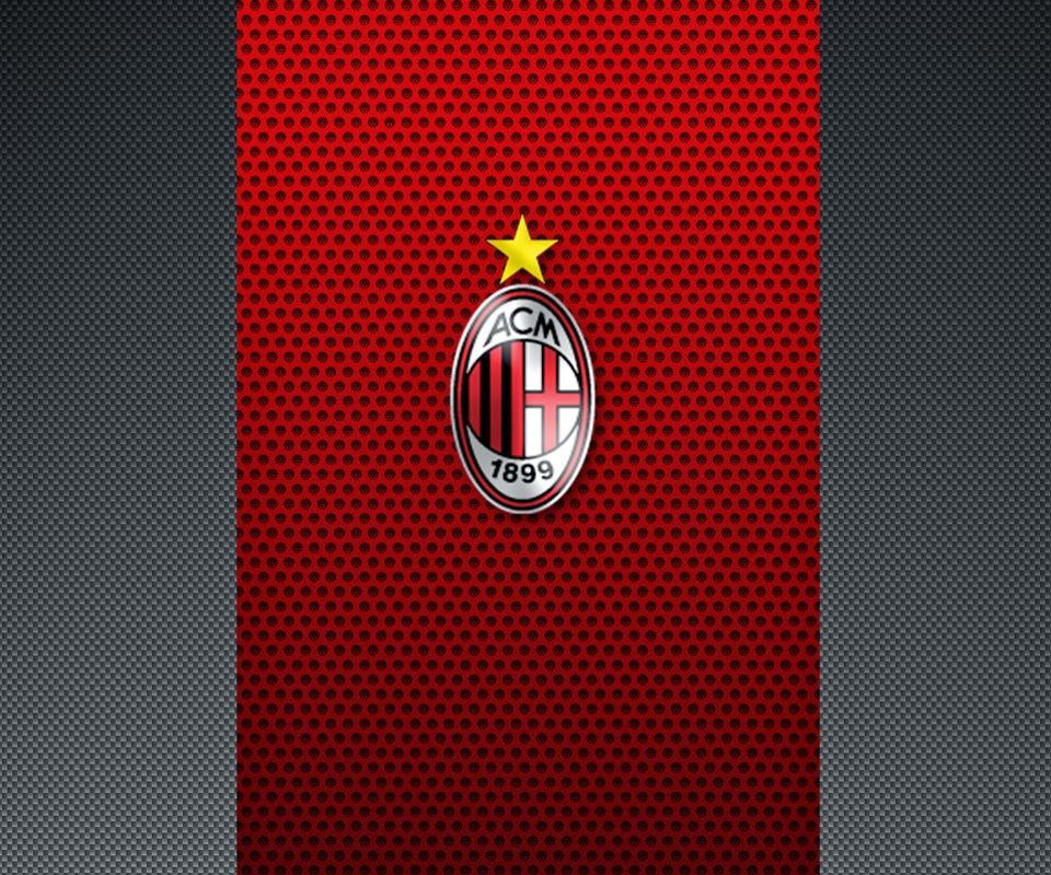 AC Milan Football Club Wallpaper Football Wallpaper HD 960x800