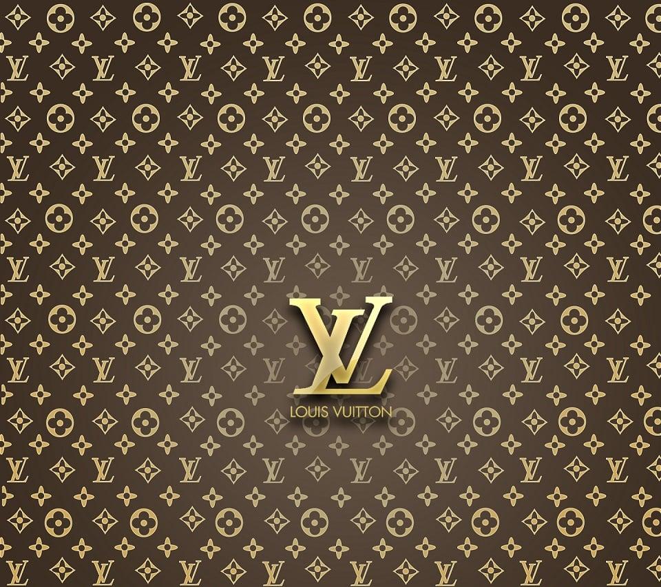 49+] Louis Vuitton Wallpaper for Home