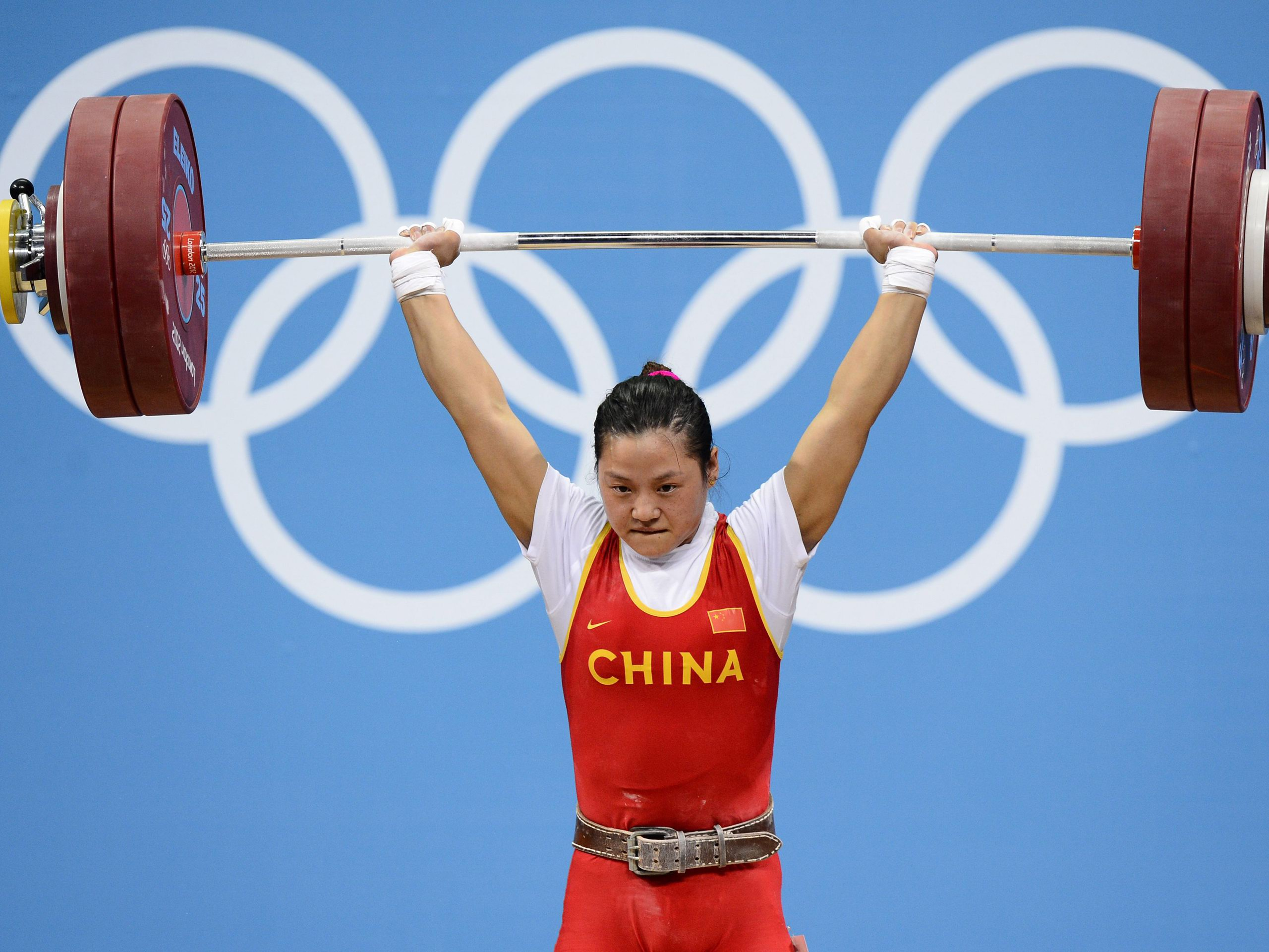 Pictures Of Olympic Weightlifting Wallpaper