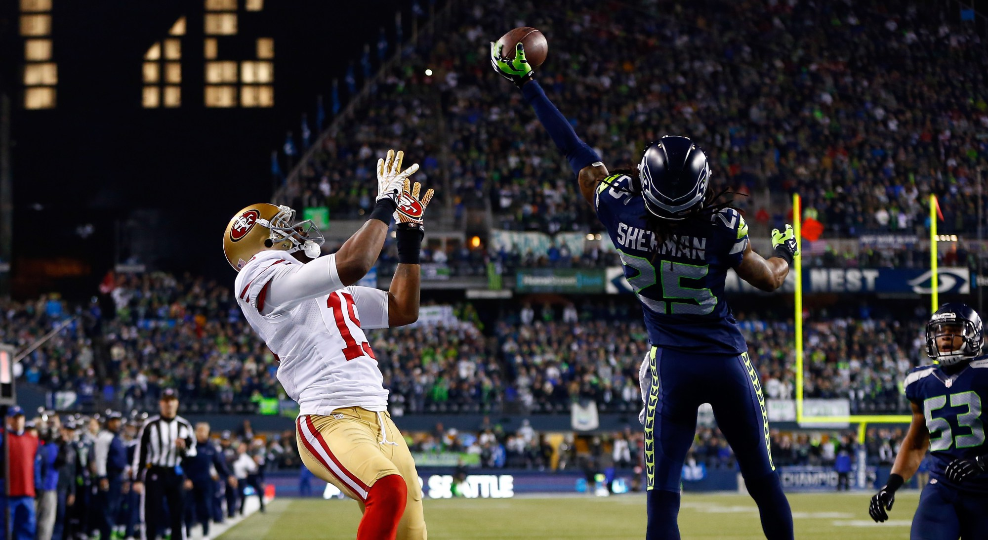 Top 10 HD Richard Sherman Wallpaper 2000x1093