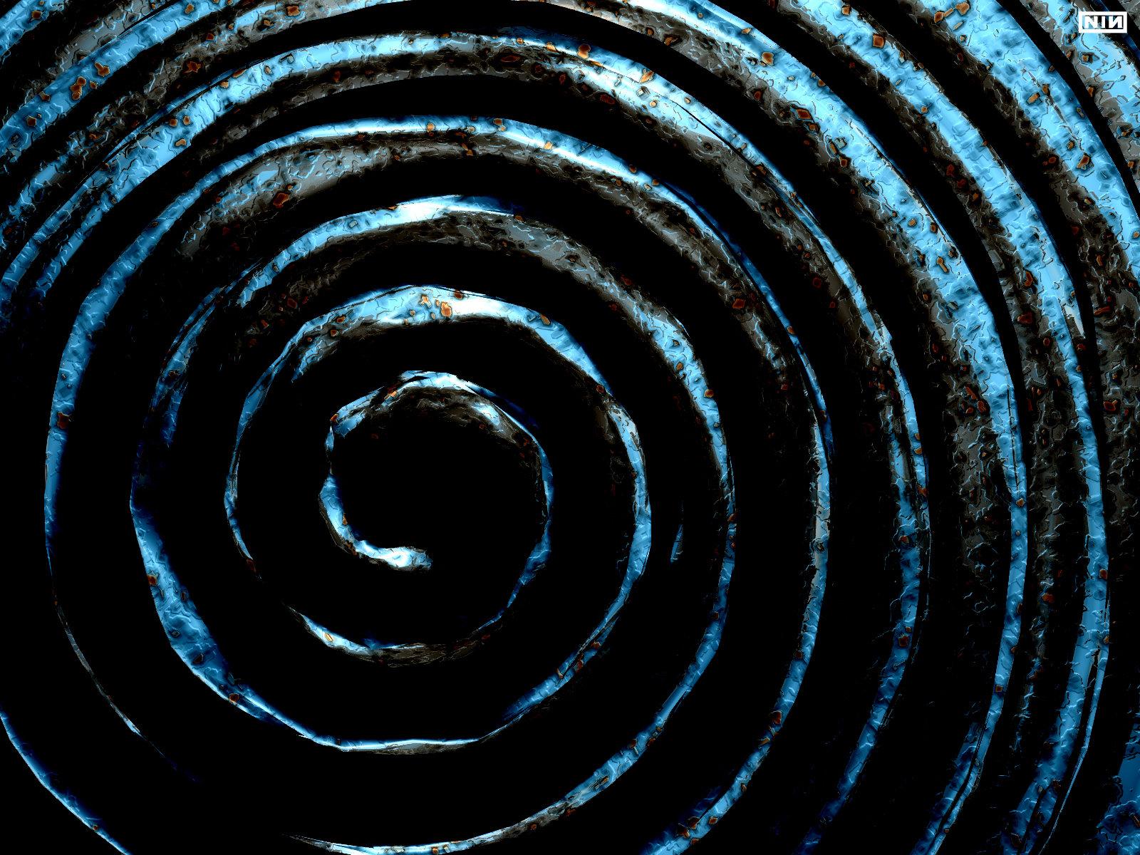 NIN spiral-1 Wallpaper by TDBK on DeviantArt
