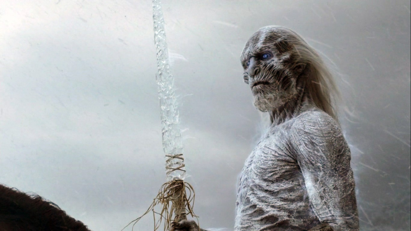 Free Download White Walker Game Of Thrones 1366x768 For