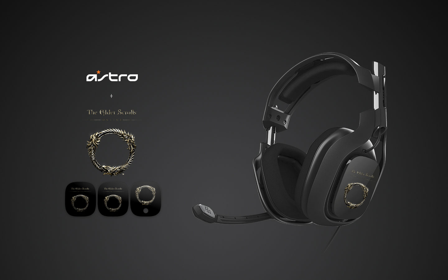 Astro Gaming Wallpaper Astro a40 gaming headsets 1440x900
