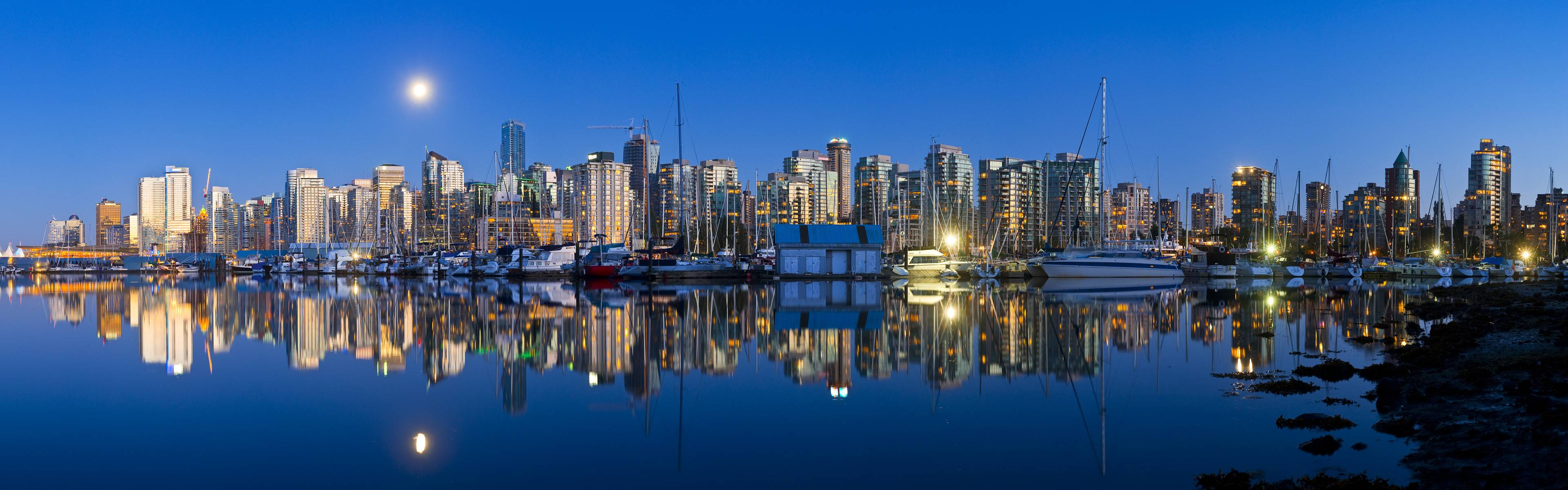 Cityscapes panoramic wallpaper theme for Windows 8   Windows 8 3840x1200